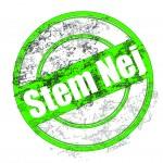 stem nej stamp